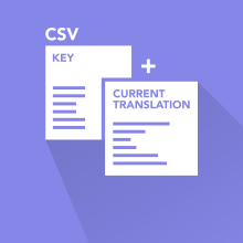 Translation Dictionaries Generator pour Magento 2