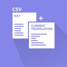 Translation Dictionaries Generator for Magento 2