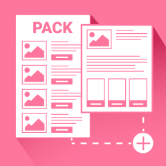 [Bundle] 5 content types for Advanced Content Manager